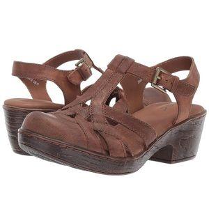 B.O.C. Born Concept Persi T-Strap Sandal Size 7